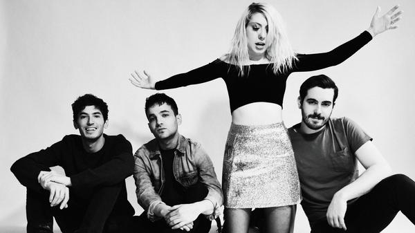 Charly Bliss' new album, <em>Guppy</em>, comes out April 21.