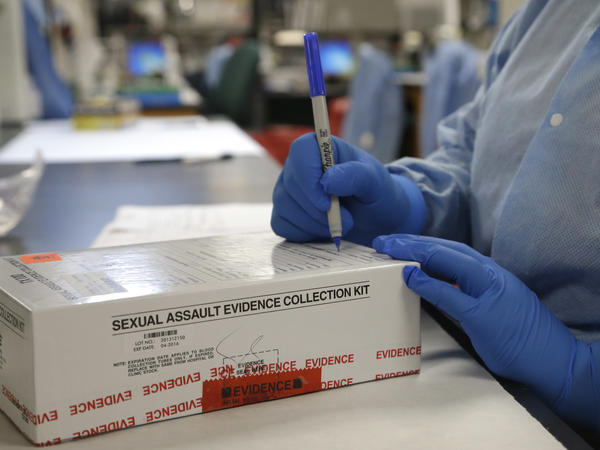 Across Texas there are thousands of rape kits that have been collected, but remain untested. One state representative is proposing taking donations to raise the money.