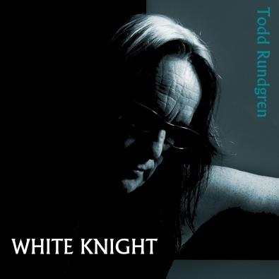 The cover of Todd Rundgren's <em>White Knight</em>.