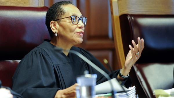 Associate Judge Sheila Abdus-Salaam of the New York State Court of Appeals. Abdus-Salaam was found dead Wednesday at the age of 65.<strong></strong>