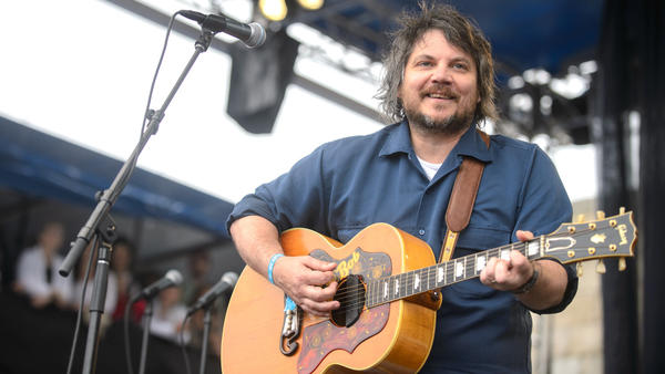 Jeff Tweedy's new album, <em>Together At Last</em>, comes out June 23.