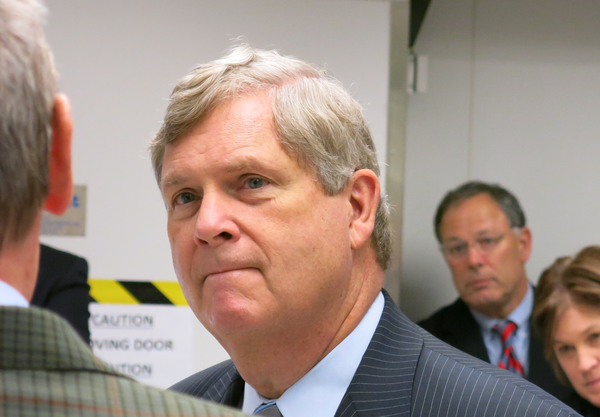Vilsack ran the U.S. Department of Agriculture for nearly the entirety of former President Obama's tenure.