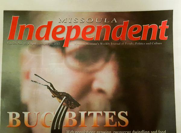 Cover of the Missoula Independent