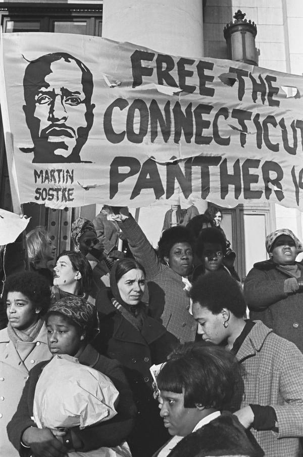 Sostre's radical politics made him a cause on the left. The Black Panther Party included him when it demanded the release from prison of its co-founders Huey Newton and Bobby Seale.