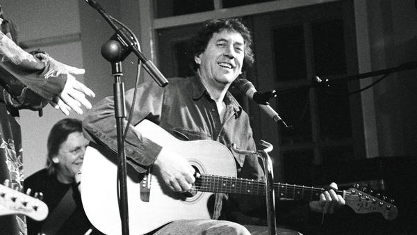 <em>Living In The Shadows, Part Two: On The Edge Of A Dream</em>, which collects Bert Jansch's post-2000s output, comes out April 28.