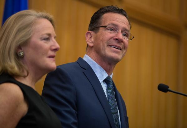 Gov. Malloy will not seek re-election in 2018.