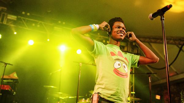 """My music only feels exciting for me if its in the moment, and thats what this album is,"" Shamir writes of <em>Hope</em>."
