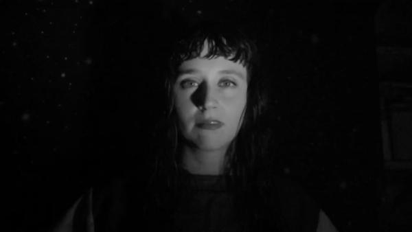 "A still from Waxahatchee's ""Silver"" video."