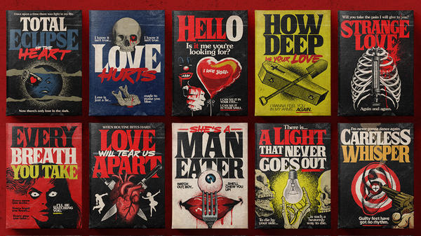 A sampling of Butcher Billy's genius.