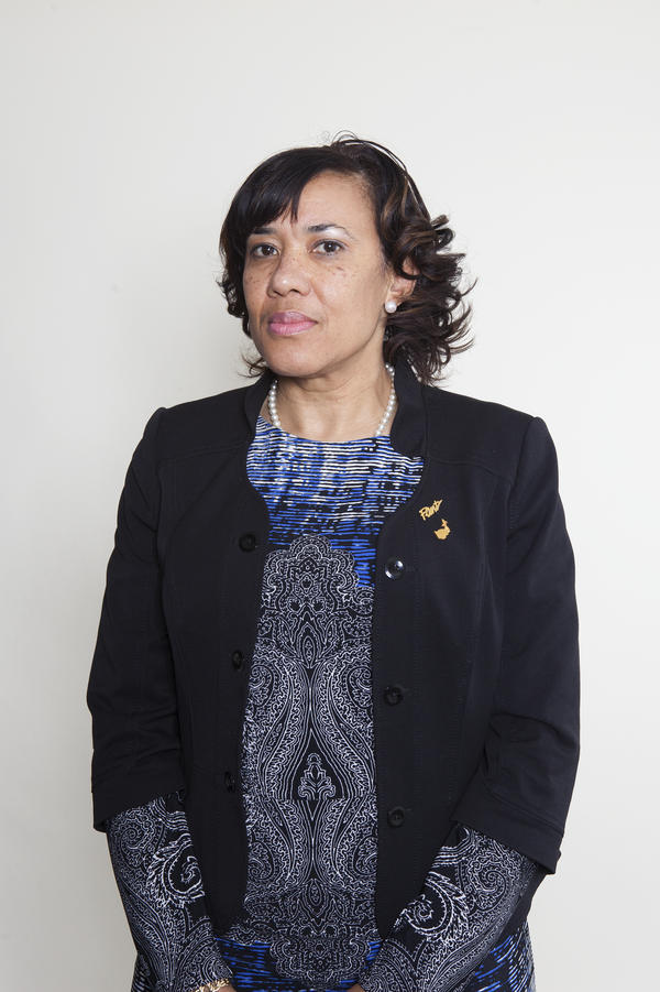 Flint, Mich., Mayor Karen Weaver recommended on Tuesday that the city use Detroit's water supply long-term. Flint was using Detroit water before switching to its own system in 2014 to save money.