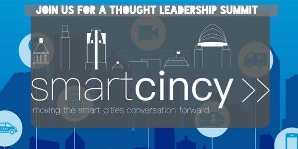 The Regional Smart Cities Initiative (RSCI) will officially launch at the April 25 Smart Cincy Summit.