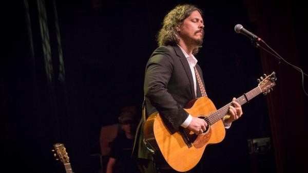 Graceful storytelling and the magnificent voice of John Paul White. Stuart's Opera House in Nelsonville, Ohio.