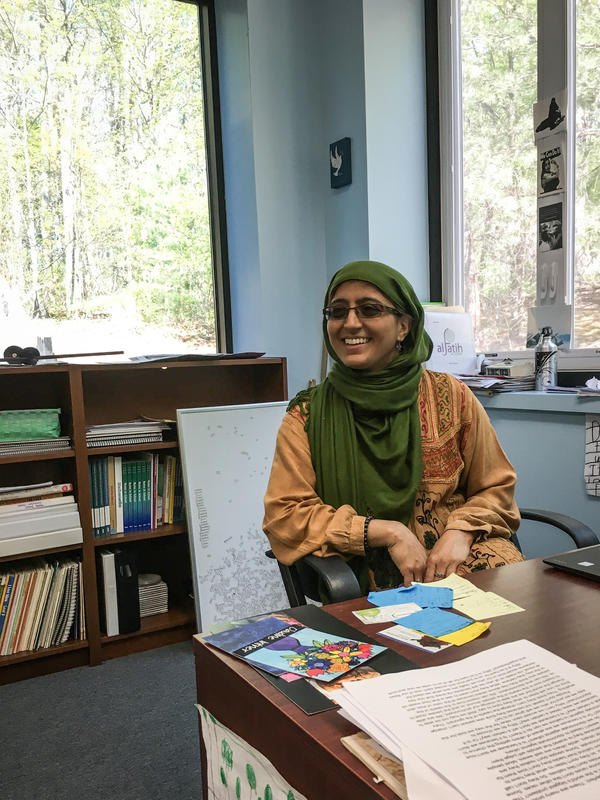 Afeefa Syeed is the co-director and co-founder of Al Fatih Academy.