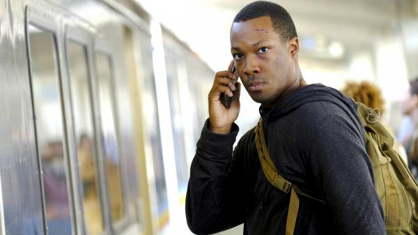 Corey Hawkins plays former U.S. Army Ranger Eric Carter in Fox's <em>24: Legacy</em>.