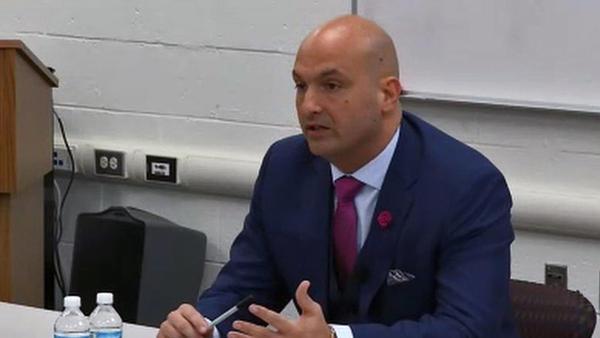 Duval County Public Schools Superintendent Nikolai Vitty