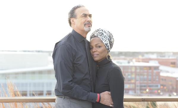After Phil Freelon was diagnosed with ALS, he decided to start a foundation with his wife Nnenna Freelon to support ALS research.