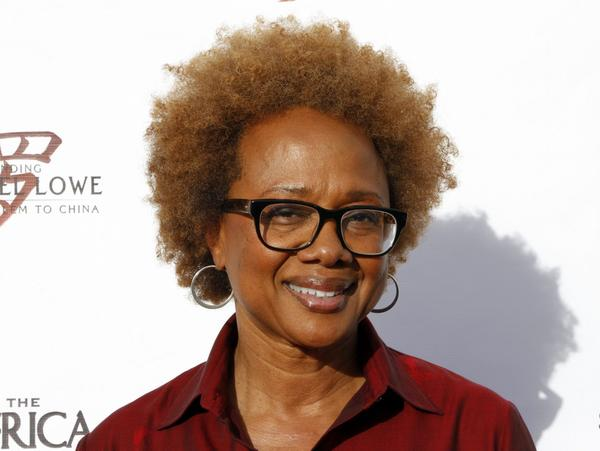 """Paula Williams Madison at a screening of """"Finding Samuel Lowe: From Harlem to China"""" in 2014  in Los Angeles. (Arnold Turner/Invision for Panther PR/AP)"""