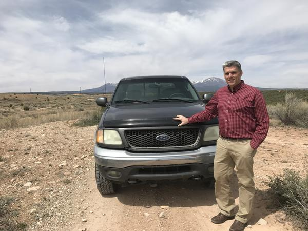 "In Utah, San Juan County Commissioner Phil Lyman says locals have been riding responsibly in Recapture Canyon for decades. ""We want it protected just like everyone else,"" he says."