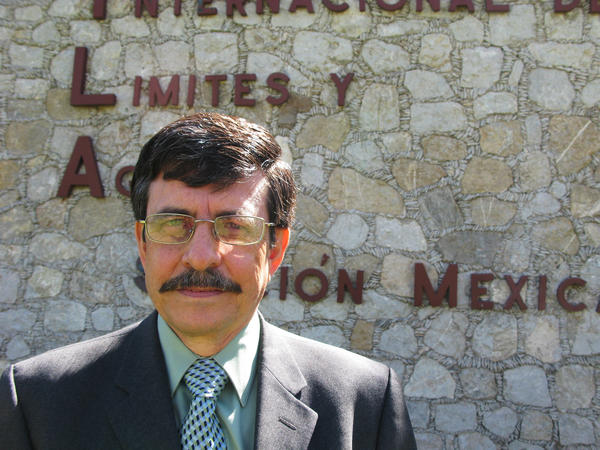 Antonio Rascón, chief engineer of the Mexican section of the International Boundary and Water Commission, says the U.S. has already built nearly 700 miles of security fence and Mexico has consistently opposed it.