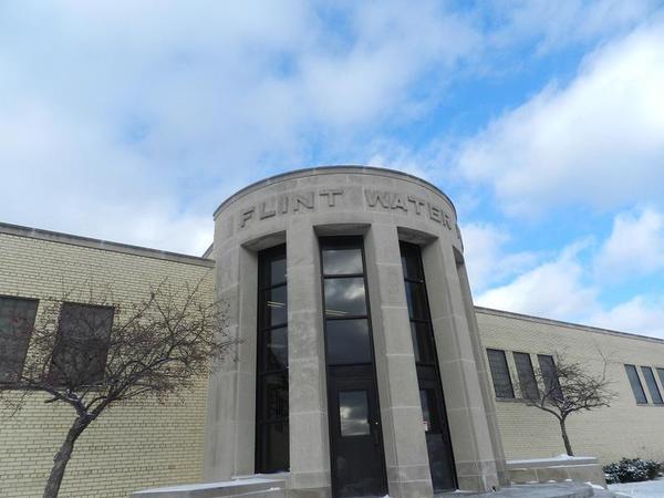 The Flint Water Treatment Plant