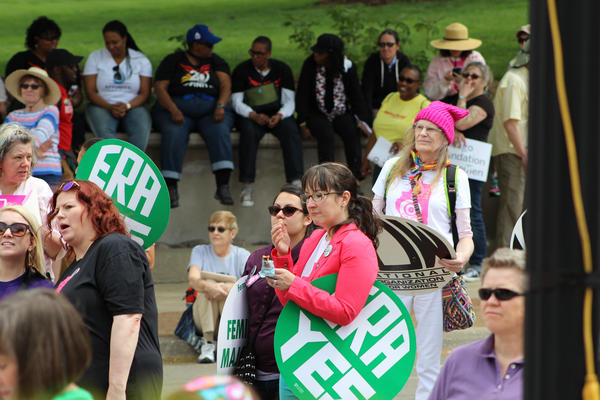Although it was blocked in Illinois in the 1970s, the proposed Equal Rights Amendment still has supporters.