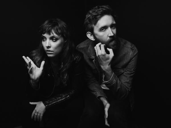 Amelia Meath and Nick Sanborn are Sylvan Esso. Their new album is <em>What Now</em>, out April 28 on Loma Vista.