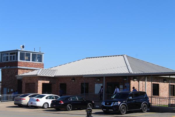 Cummins Unit prison in Grady, Arkansas