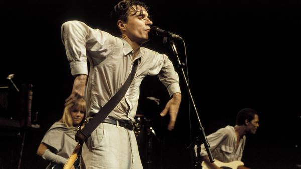 """[Jonathan Demme] was sensitive to the fact that each musician had as much excitement to bring to the screen as to the music,"" Chris Frantz and Tina Weymouth write of the director's <em>Stop Making Sense</em>."