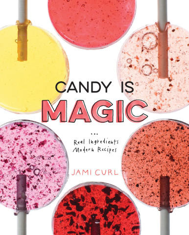 "<p>Jami Curl's candy cookbook ""Candy is Magic"" is chock-full of inventive recipes and dazzling photos. </p>"