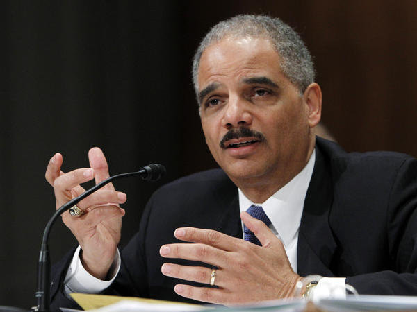 <p>Attorney General Eric Holder, shown testifying on Capitol Hill this year, is in the spotlight because of emails and other documents that indicate he seems to have known about the Fast and Furious gun-trafficking operation earlier than he said.</p>