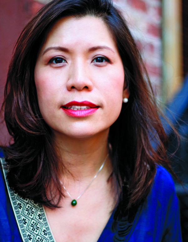 Pauline A. Chen, author of <em>The Red Chamber</em>, studied Chinese literature as a doctoral student at Princeton University<em>.</em>