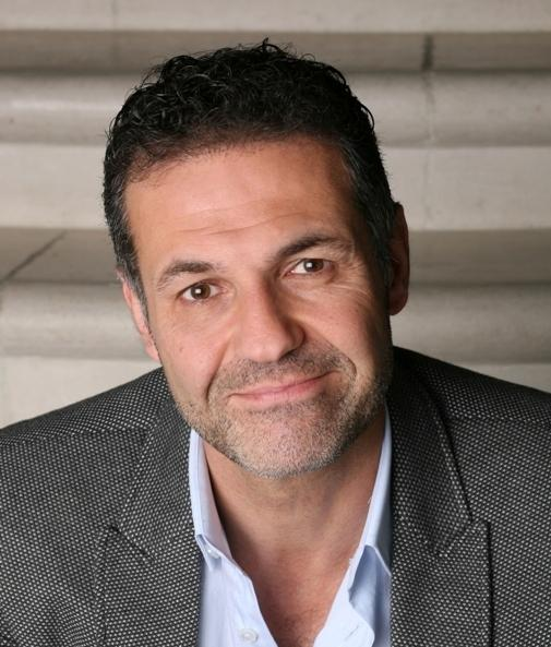 Khaled Hosseini was born in Afghanistan and moved to the U.S. as a teenager. He was a physician before he published his first novel, <em>The Kite Runner</em><em>.</em>