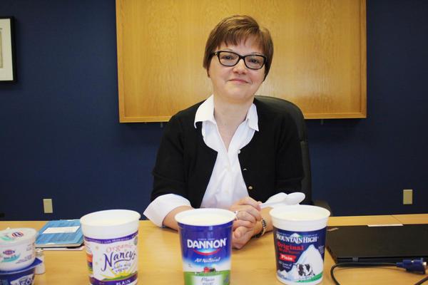 "Siggi Hilmarsson, founder of <a href=""http://siggisdairy.com/"">siggi's</a> Icelandic-style yogurt, calls Mirjana Curic-Bawden at Christian Hansen ""the doyenne of cultures."""