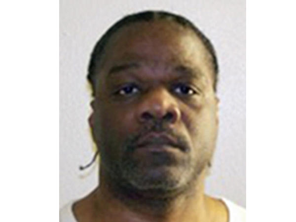 This undated photo provided by the Arkansas Department of Correction shows death-row inmate Ledell Lee, who was executed last week. It was the first execution Arkansas carried out in 12 years.