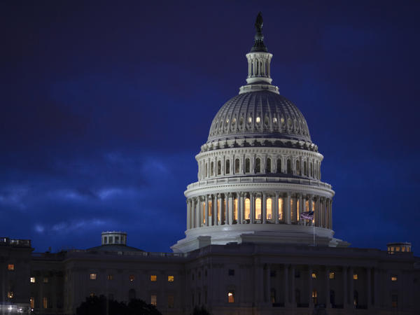 The House and Senate have until midnight Friday to pass the spending deal to keep the federal government funded.