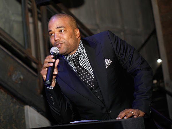 Chris Lighty in 2009. Lighty, who died in 2012, is the subject of a new podcast series called <em>Mogul: The Life & Death of Chris Lighty.</em>