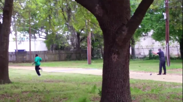 A bystander captured cellphone video of former North Charleston police officer Michael Slager shooting Walter Scott in April 2015. The video has been viewed millions of times.
