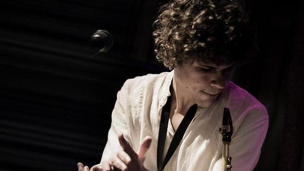 Saxophonist and vocalist Antonio Lizana mixes flamenco and jazz.