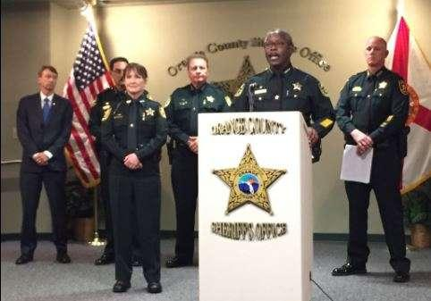 Orange County Sheriff Jerry Demings said his department has responded to more than 160 heroin overdose cases in the first three months of 2017.