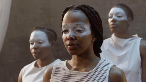 "Jamila Woods' video for ""Holy"" is a psalm of self-love."