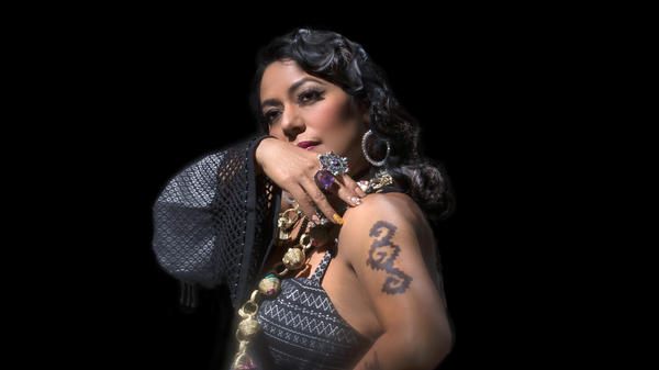 Lila Downs' upcoming album, <em>Salón,</em> <em>Lá</em><em>grimas y Deseo</em>, comes out May 26.