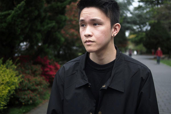 Seattle native Troy Osaki is about to graduate from Seattle University School of Law.
