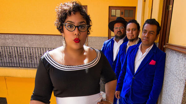 La Santa Cecilia's new album, <em>Amar Y Vivir</em>,<em> </em>is out May 12.