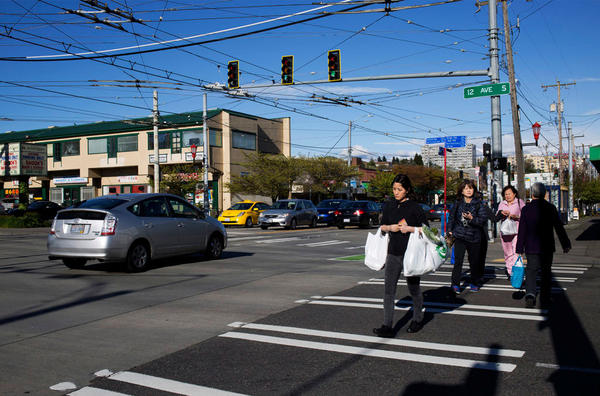 Developers have been eyeing Seattle's Little Saigon district.