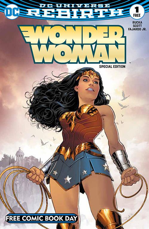 <em>Wonder Woman</em>