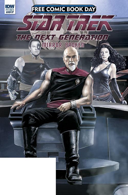 <em>Star Trek: The Next Generation</em>