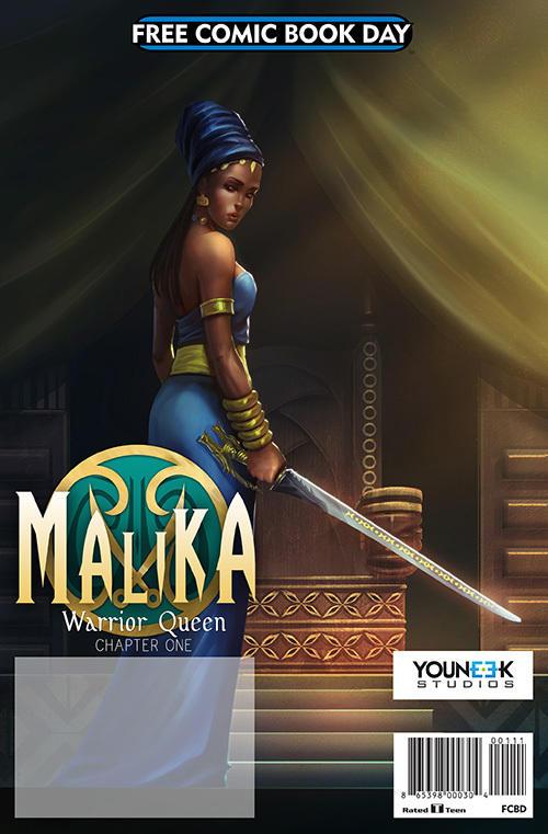 <em>Malika Warrior Queen</em>