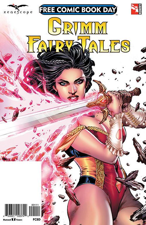 <em>Grimm Fairy Tales</em>