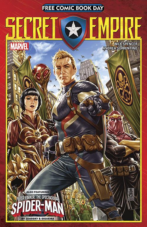 <em>Secret Empire/Peter Parker: The Spectacular Spider-Man</em>