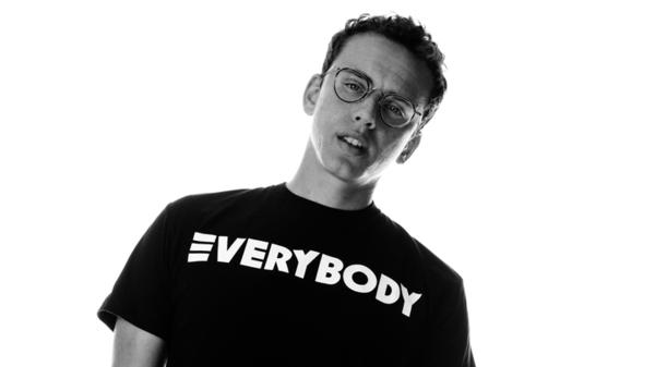 Logic tackles race on his new album <em>Everybody</em>.